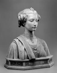 Piccarda Bueri, wife of Giovanni di Bicci of the Medici family. An important lady who was taking care also of the family business